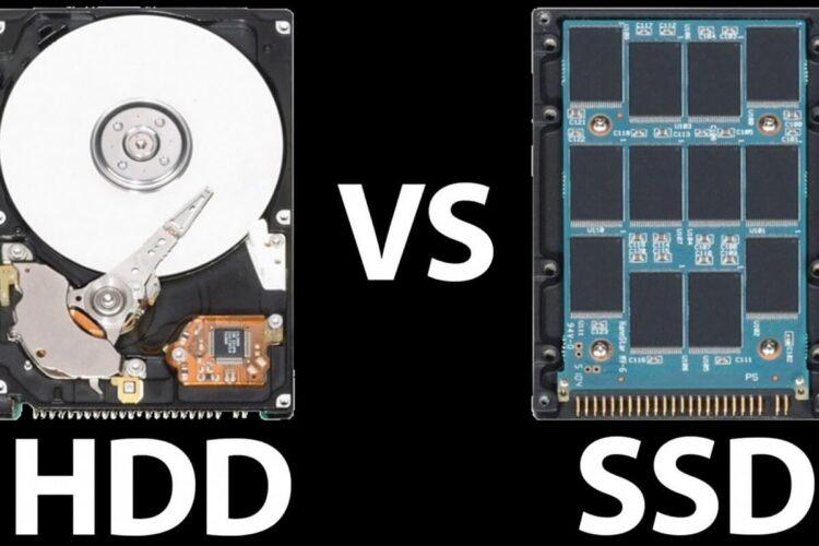 Ổ cứng SSD và HDD cái nào tốt hơn?